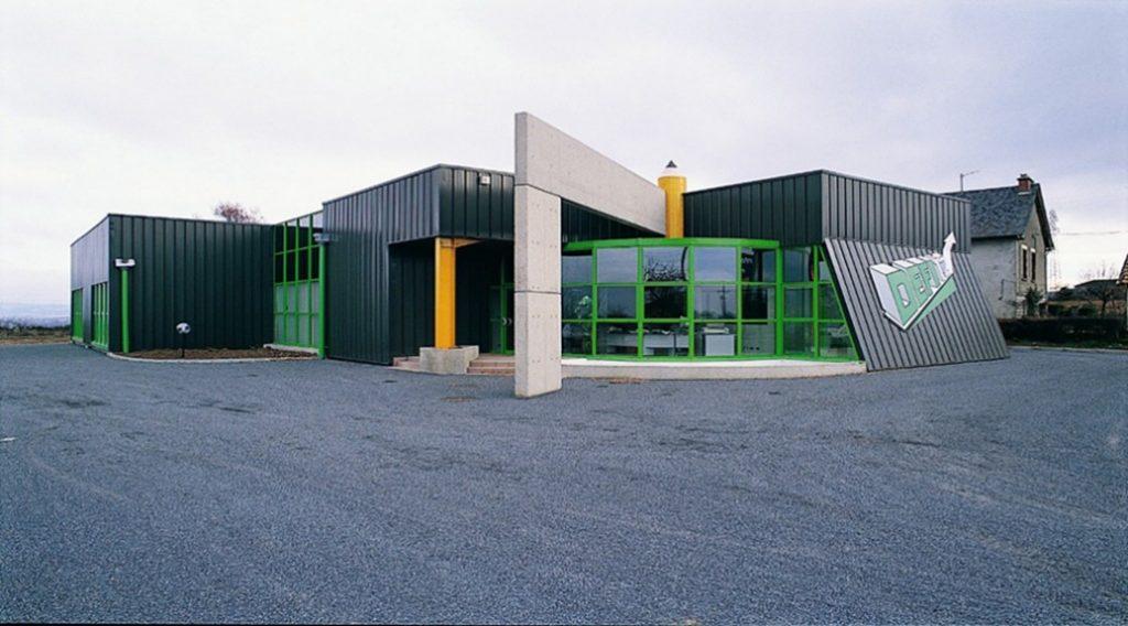 Bureau d'études techniques mécaniques et robotiques - DEFI 12