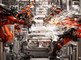 DEFI 12, concepteur de chaînes de production dans l'industrie automobile