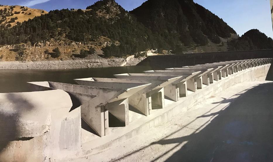 01 Déversoir barrage