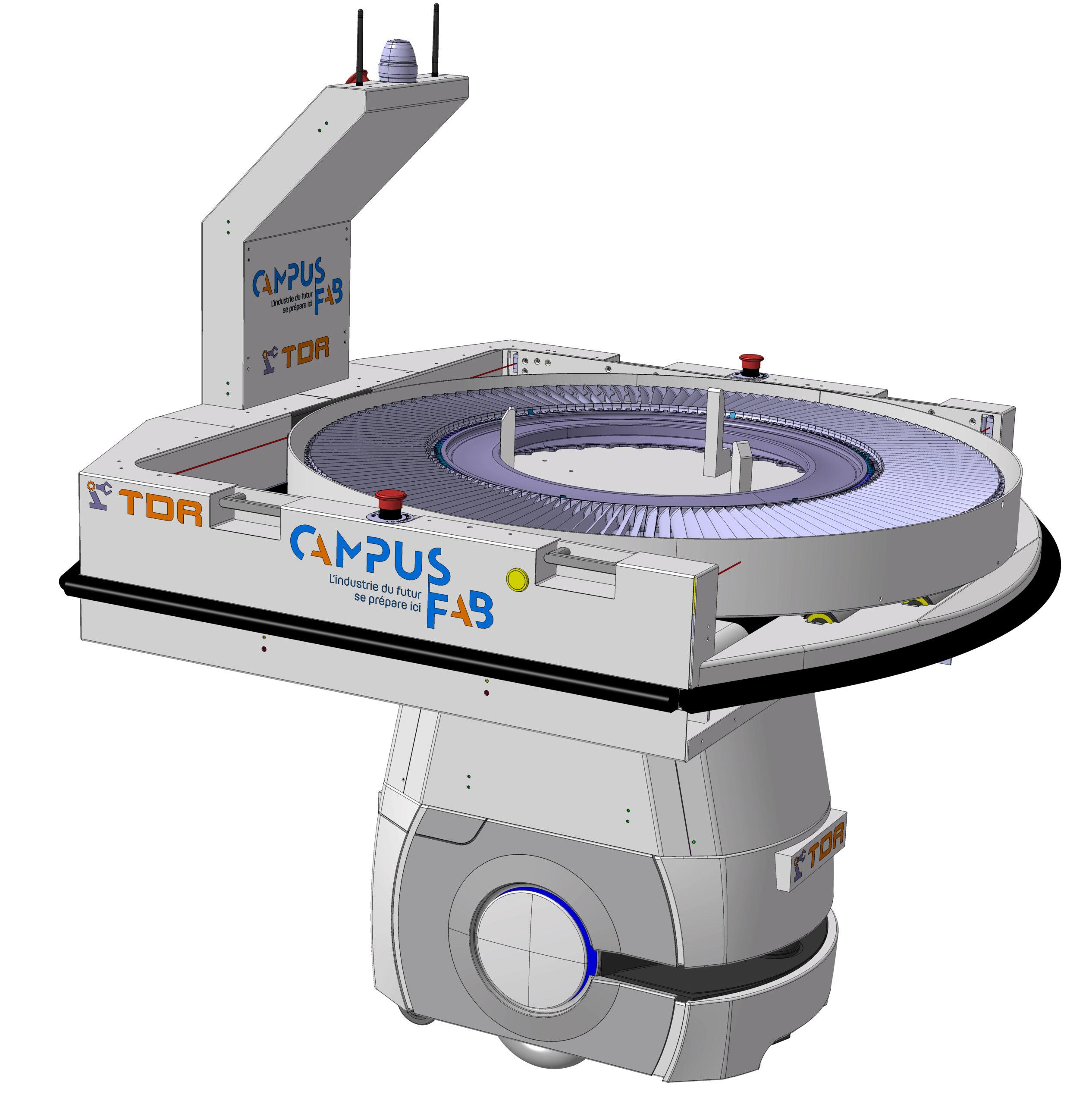 01 Realisation innovation robotique AIV