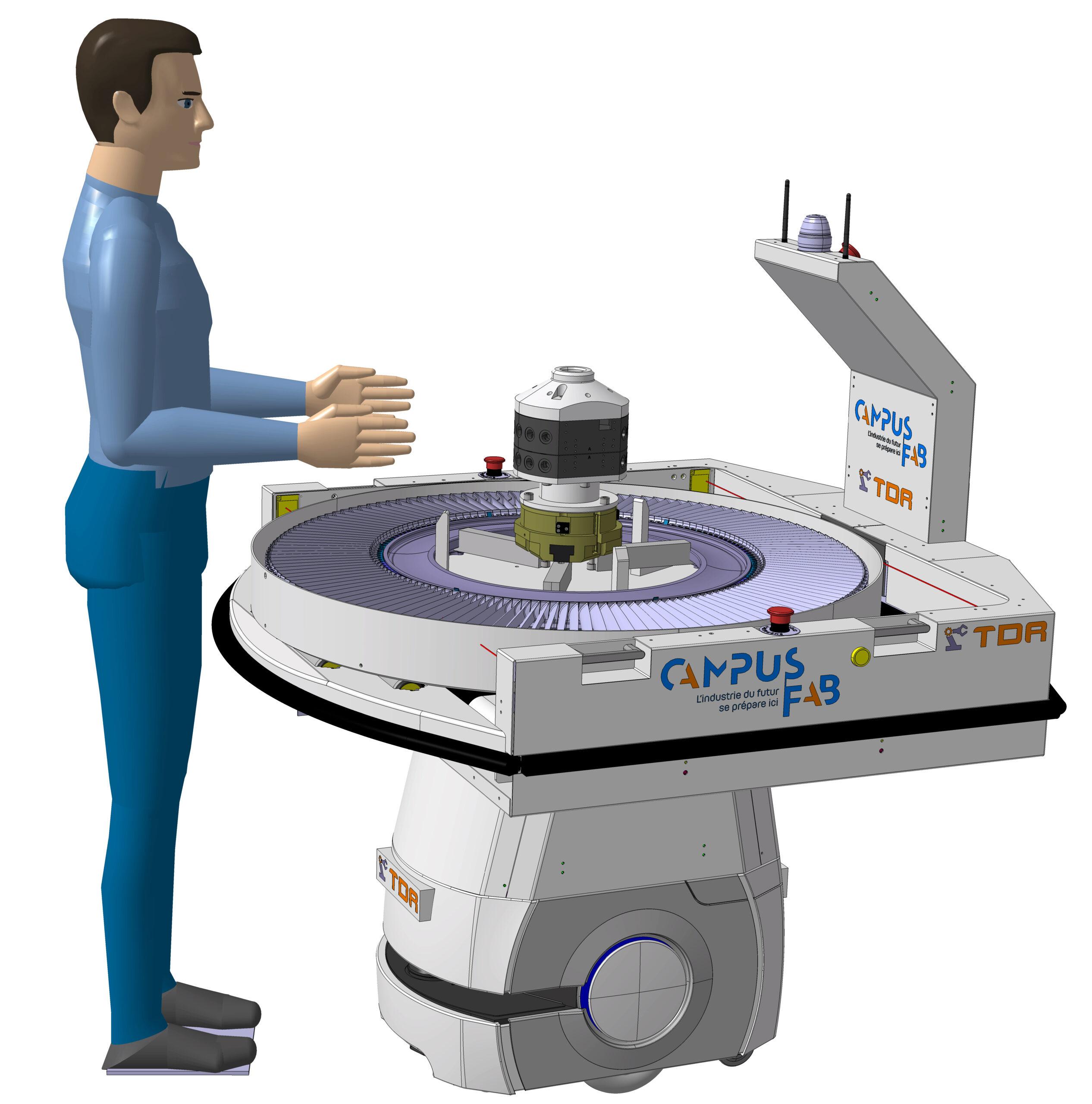 03 Realisation innovation robotique AIV
